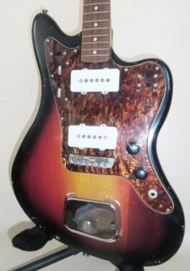 1965 Mory with tailpiece cover intact.