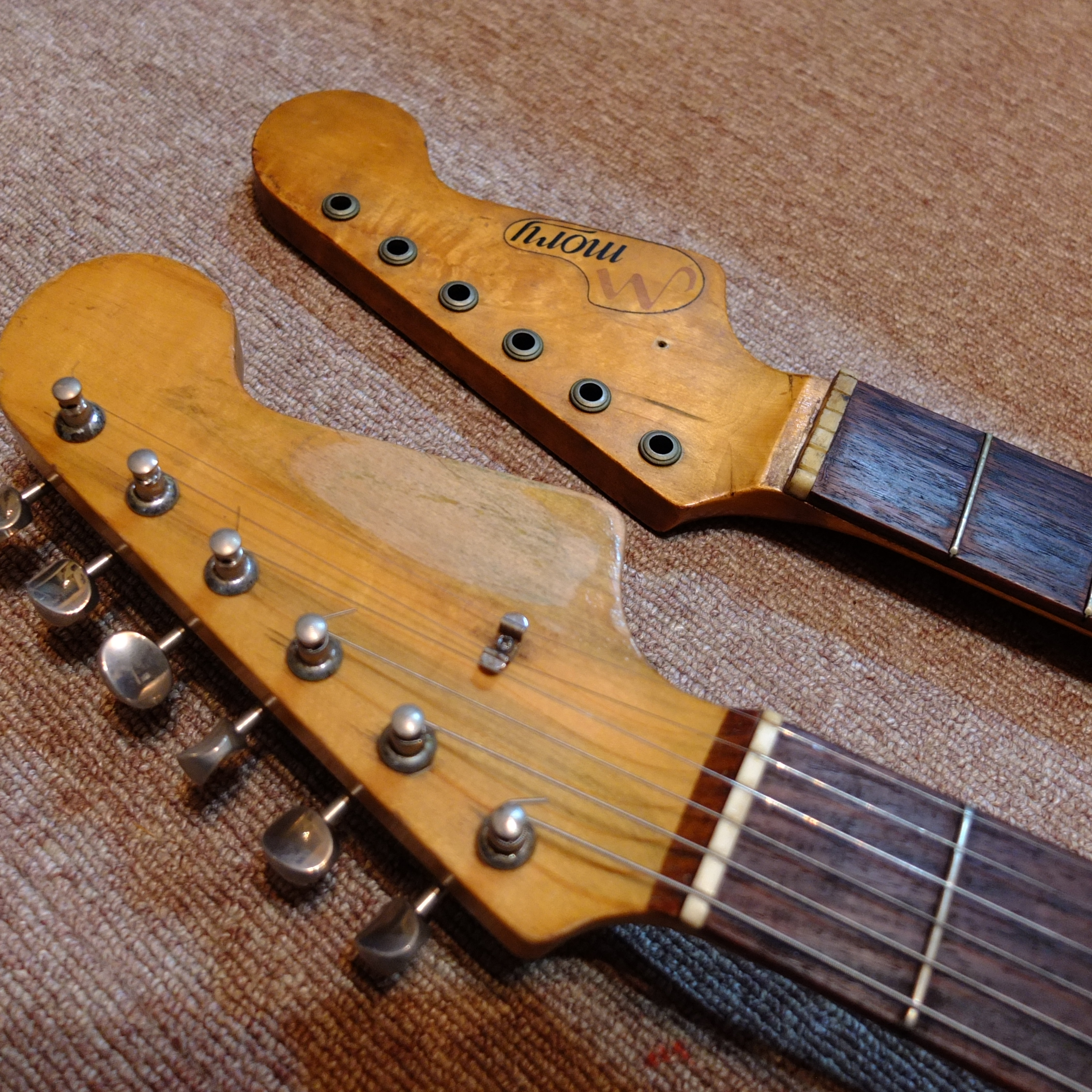 Mory Madness: An Obsession – Electric Deer Guitarworks